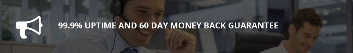 Joomla Hosting 60 days money back