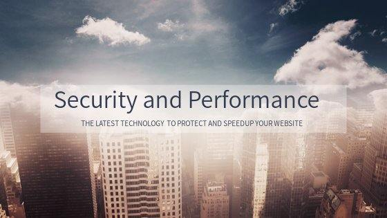 Website Security and Performance