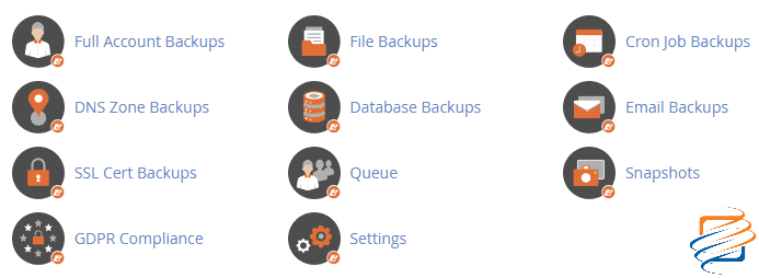 cPanel Backup and Restore