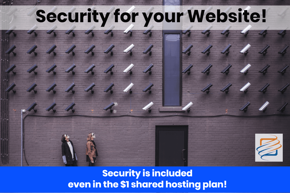 Shared Hosting with better security and more control
