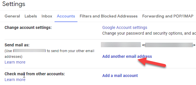 Use Gmail to send email from HelpingHost.com - 3